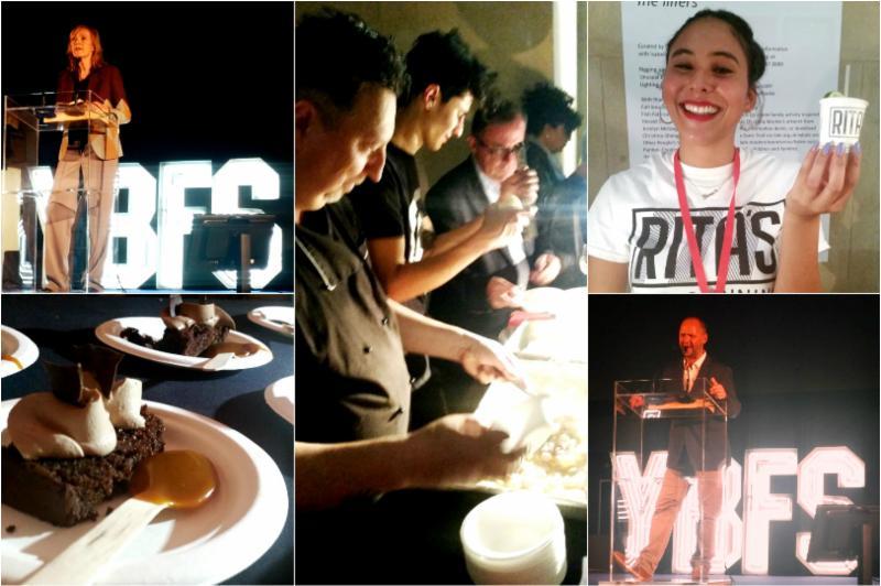 Celebrating culinary innovation at the YBFs 1