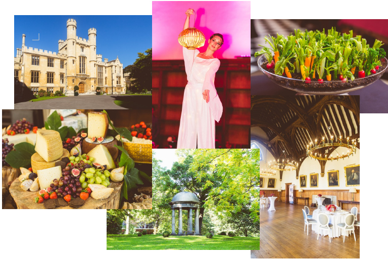 Launching beautiful events at an historic venue 03.10.15