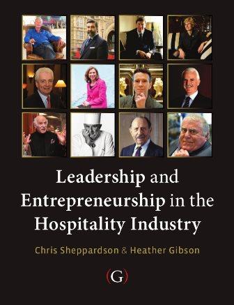 Leadership Entrepreneurship Book Front Cover