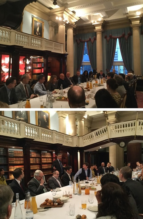 Chairmans Lunch and Breakfast Forum 2