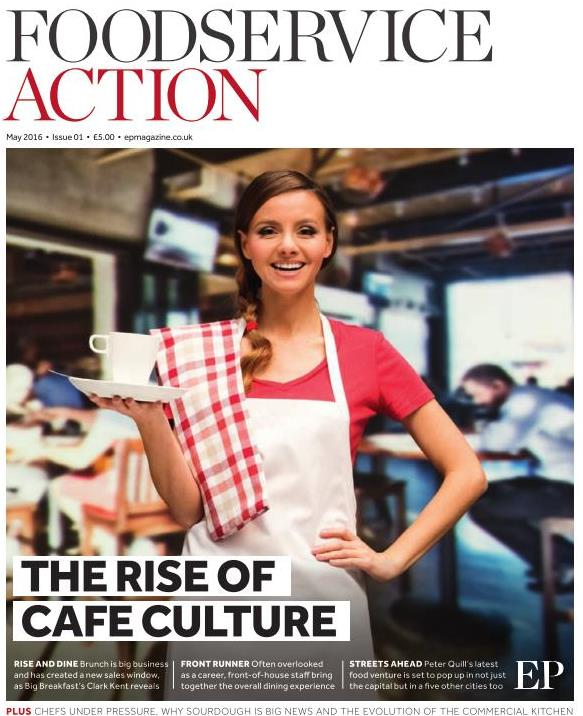 Food Service Action – Find Out More About The New Magazine…