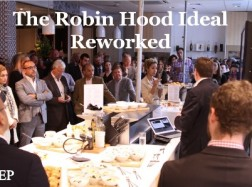 The Robin Hood ideal reworked:  change is happening