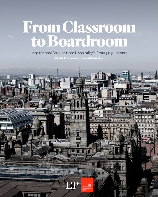 Launching today – 'From Classroom to Boardroom'