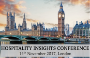 Hospitality Insights Conference – 14th November