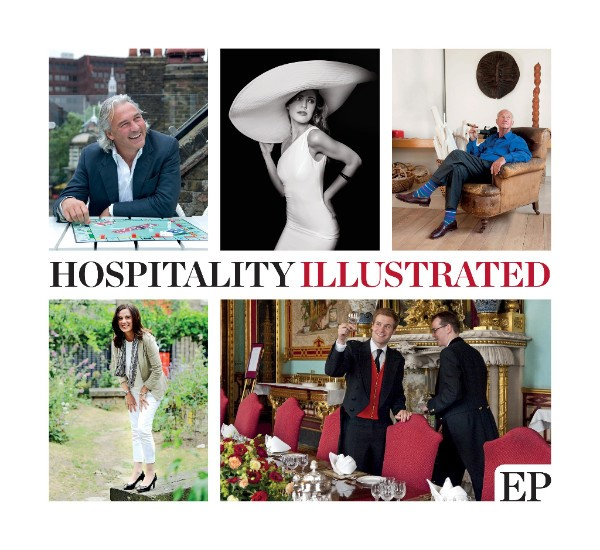 Have you seen inside the new book, Hospitality Illustrated?