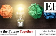 Modernise the future together. 'EP Innovates'
