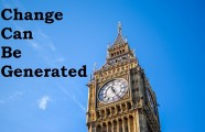 Can Change Really Be Generated?
