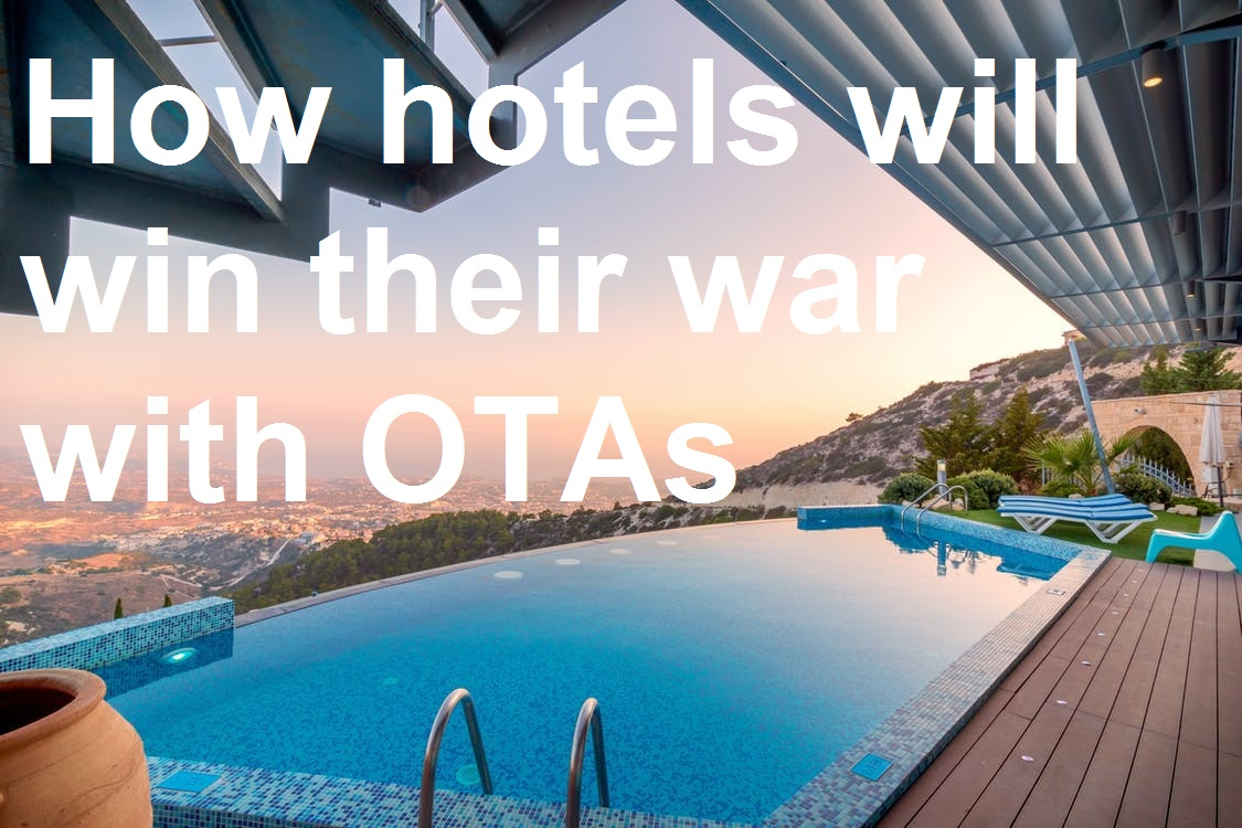 How hotels will win their war with OTAs