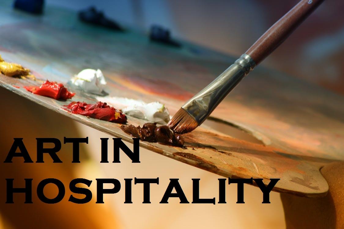 Art in Hospitality