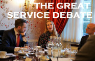The Great Service Debate Series – 2019