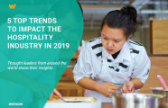 Industry experts reveal the 5 trends to impact hospitality in 2019
