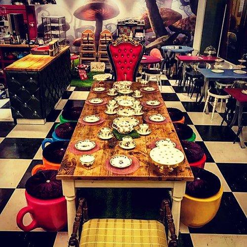Best Afternoon Tea In Wonderland