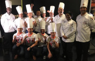 The UKCC have a culinary team that wants to compete against the best in the World.